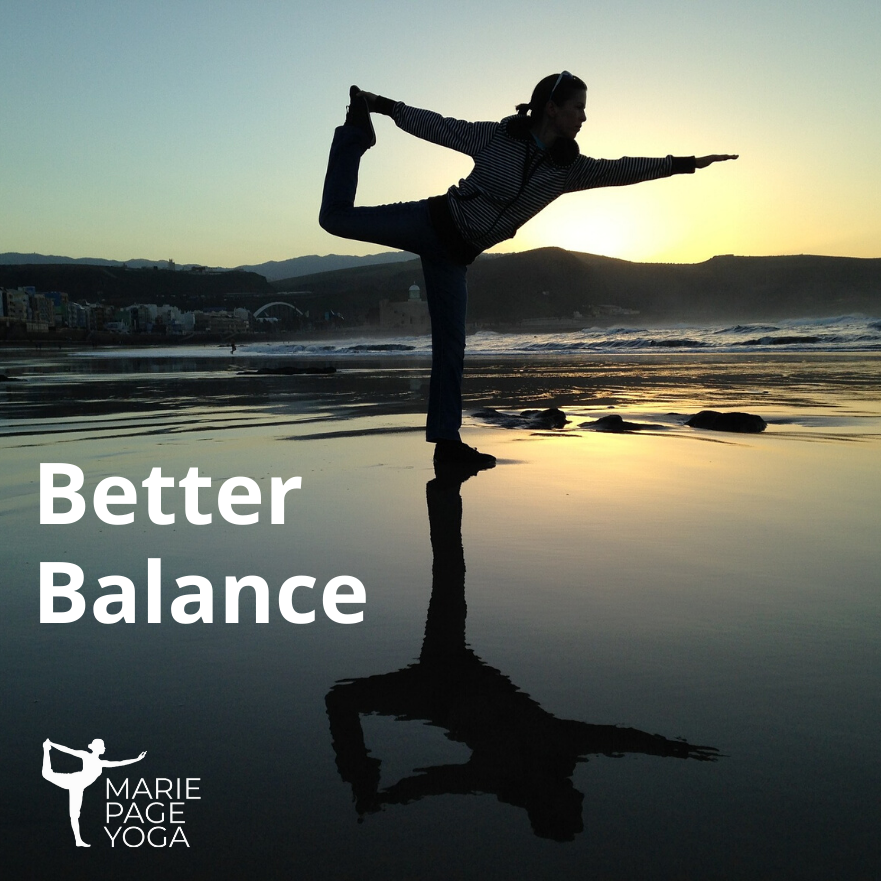 Better Balance Through Yoga