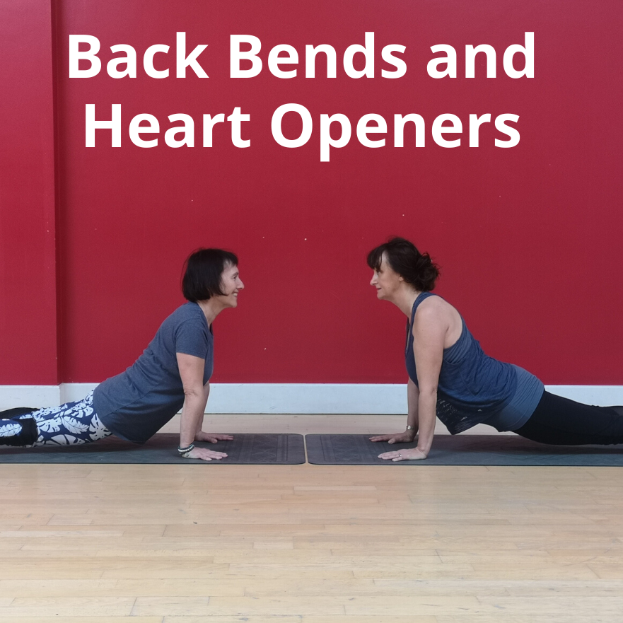 Heart Openers and Back Bends